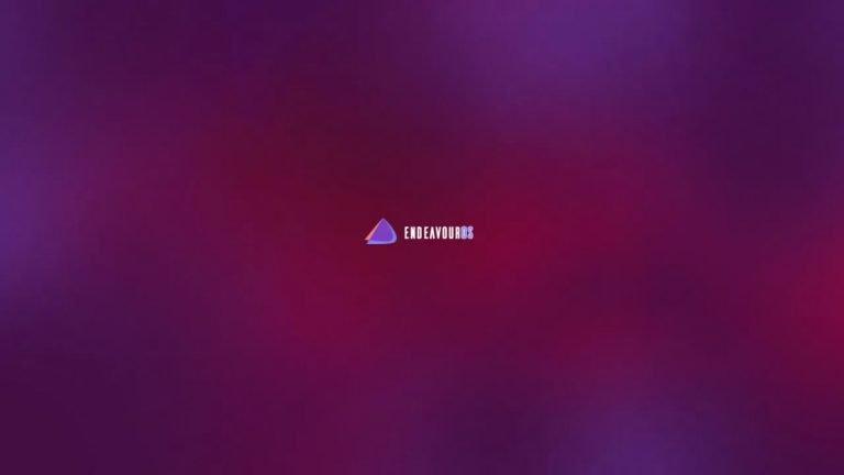EndeavourOS 2021.02.03