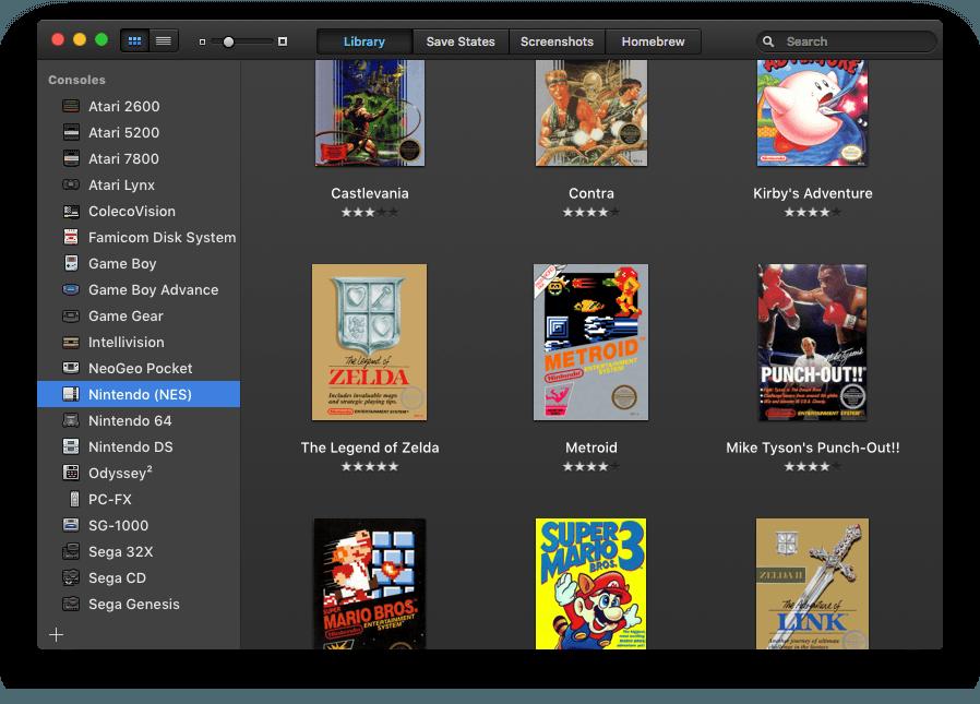 OpenEmu Emulator for PC