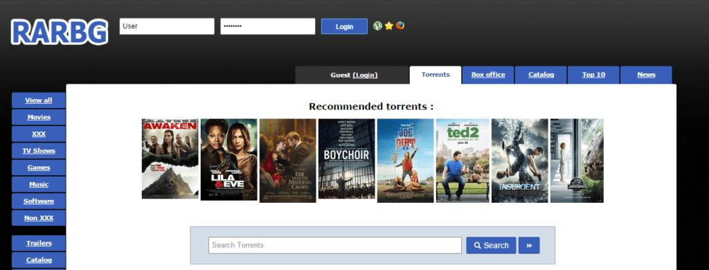 RarBG Top 10 Most Popular Torrent Websites Of 2015 1024x390 1