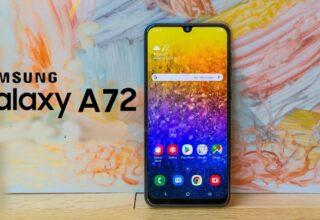 Samsung Galaxy A72 Tüm Özellikleri Sızdırıldı