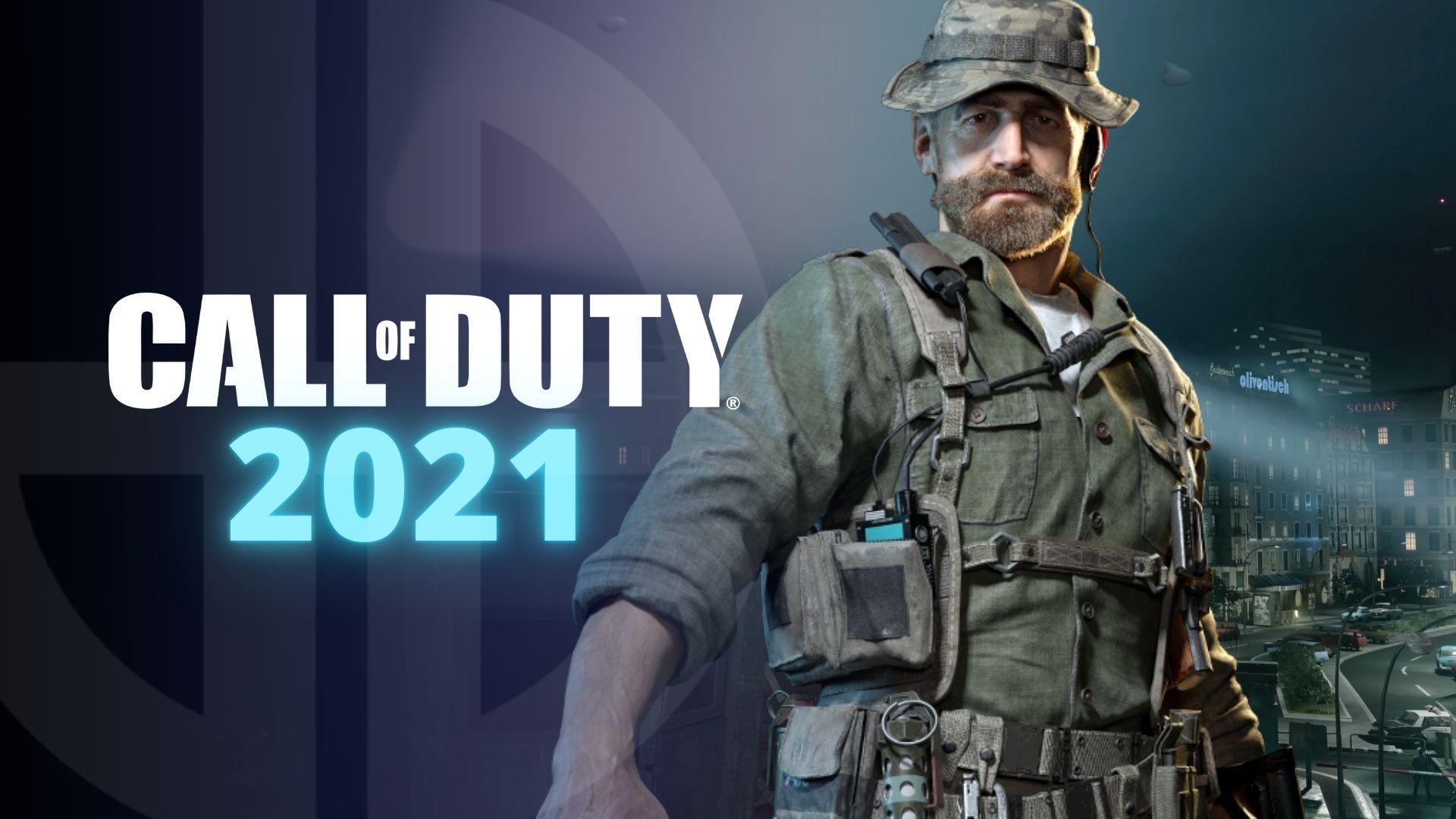 Call Of Duty 2021 Çıkış Tarihi