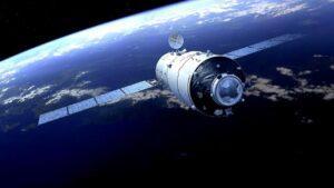 Çinli uzay aracı