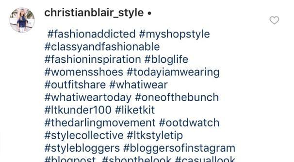 instagram hastag kullanma