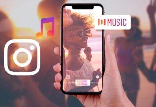 Instagram Hikaye Müzik Ekleme Nasıl Yapılır?