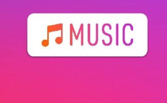 İnstagram hikaye müzik ekleme