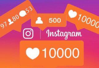 Instagram Beğeni Engeli Kaldırma 2021