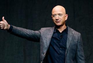 Jeff Bezos Amazondaki görevinden ayrıldı!