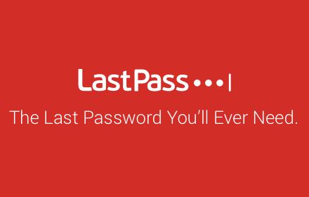 last pass sifre yoneticisi