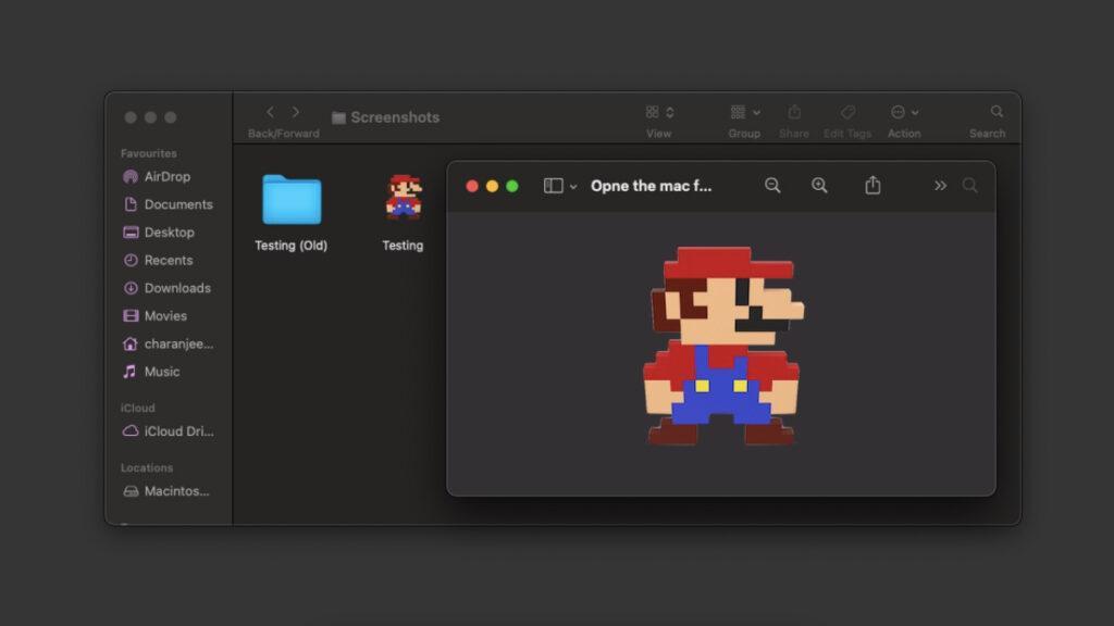Macbook klasör ve simge rengi değiştirme