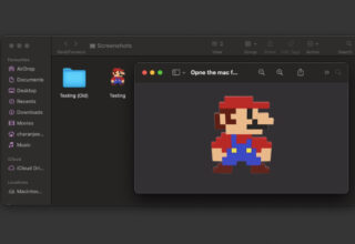 Macbook Klasör ve Simge Rengi Nasıl Değiştirilir?