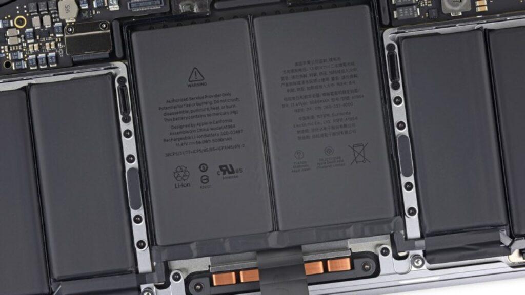 MacBook pro pili Şarj Olmuyor