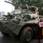 Myanmar Darbe Başladı Silah Sesleri Duyuldu !