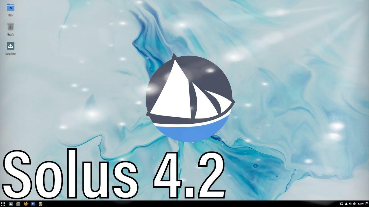 Solus 4.2 Çıktı