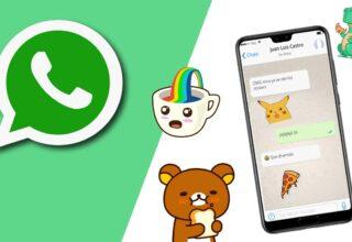 WhatsApp Çıkartma Nasıl Eklenir ?