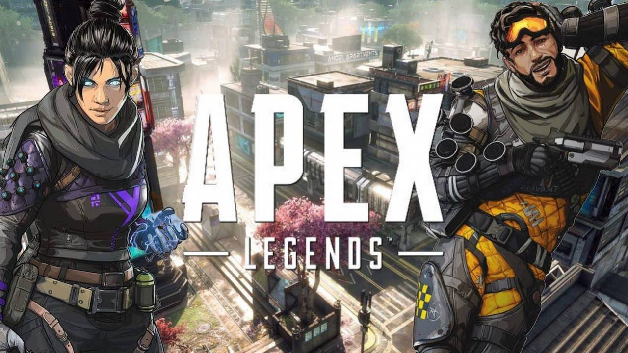 Apex Legends For Nintendo Switch