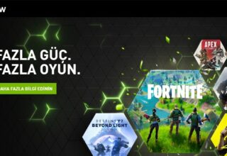 GeForce Now Bedava Premium Hesap Alma