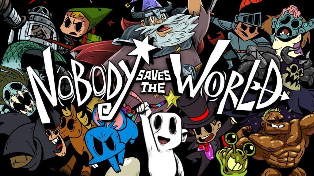 Nobody Saves The World Çıkış Tarihi