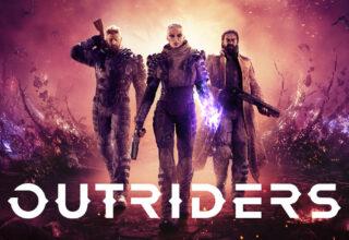 Outriders Oyunu Ücretsiz İndirme