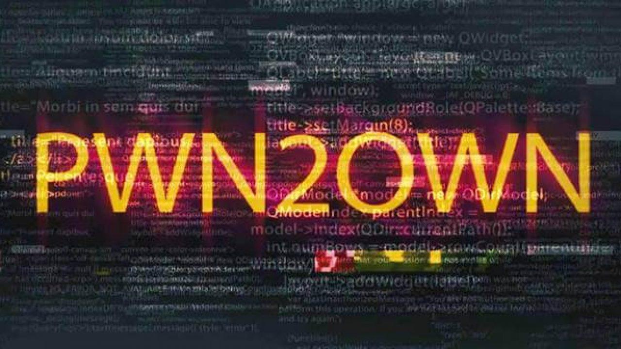 Microsoft'un Windows 10 Exchange ve Takımları Pwn2Own'da hacklendi