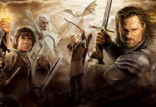 Amazon dünyanın en büyük dizisi The Lord of the Rings'i çekiyor