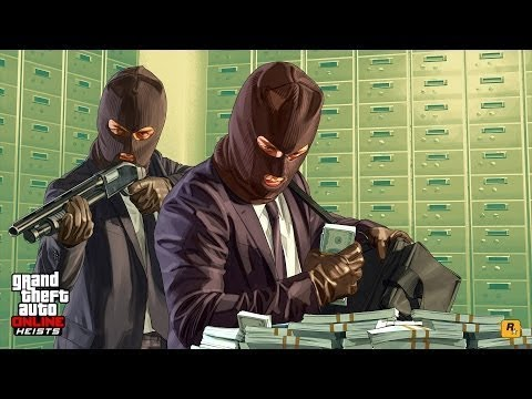 gta 5 soygun
