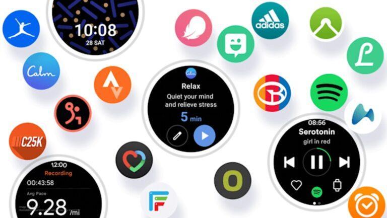MWC 2021: Samsung Yeni One UI Saat Deneyimini Açıkladı