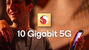 Snapdragon X65 5G modem