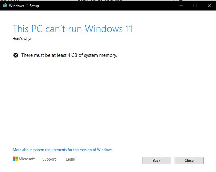 Windows 11 memory requirements e1624279757213