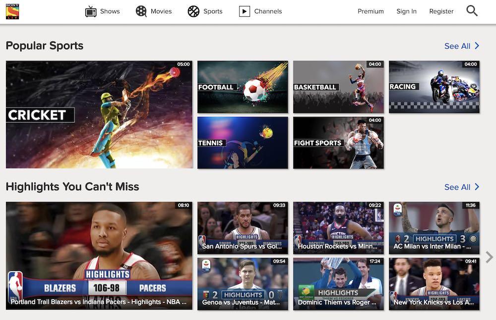 Ücretsiz Spor Yayını Siteleri