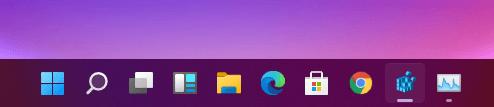 taskbar medium