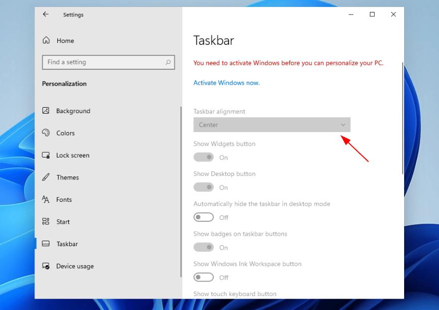 Windows 11'de Eski Windows 10 Başlat Menüsü Nasıl Geri Alınır?