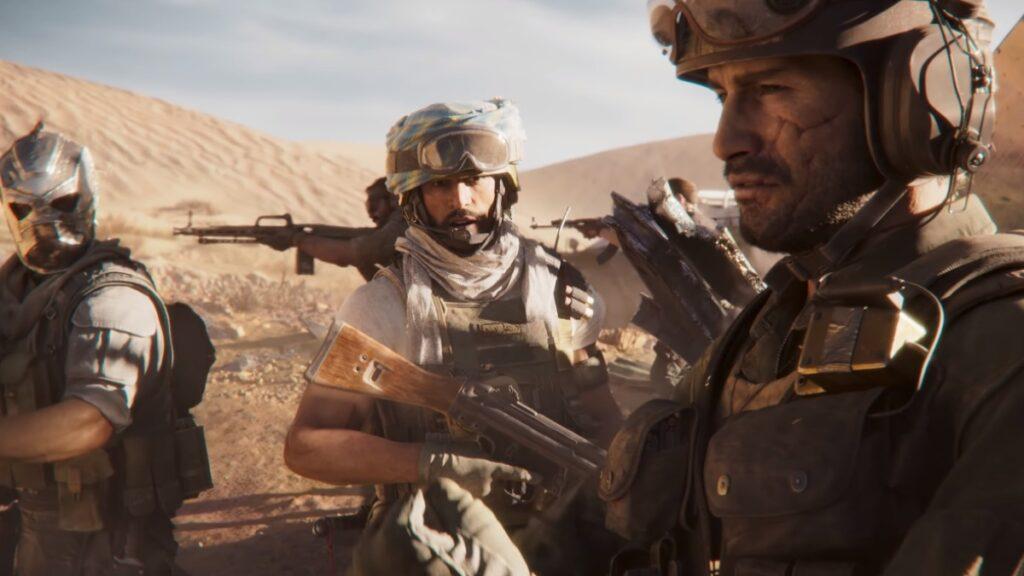 Call Of Duty Vanguard Warzone'da Ortaya Çıkabilir