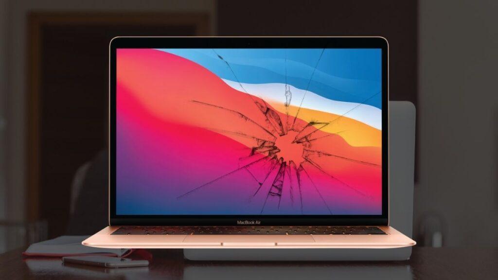 M1 Macbook Ekran Kırılması Sorunu
