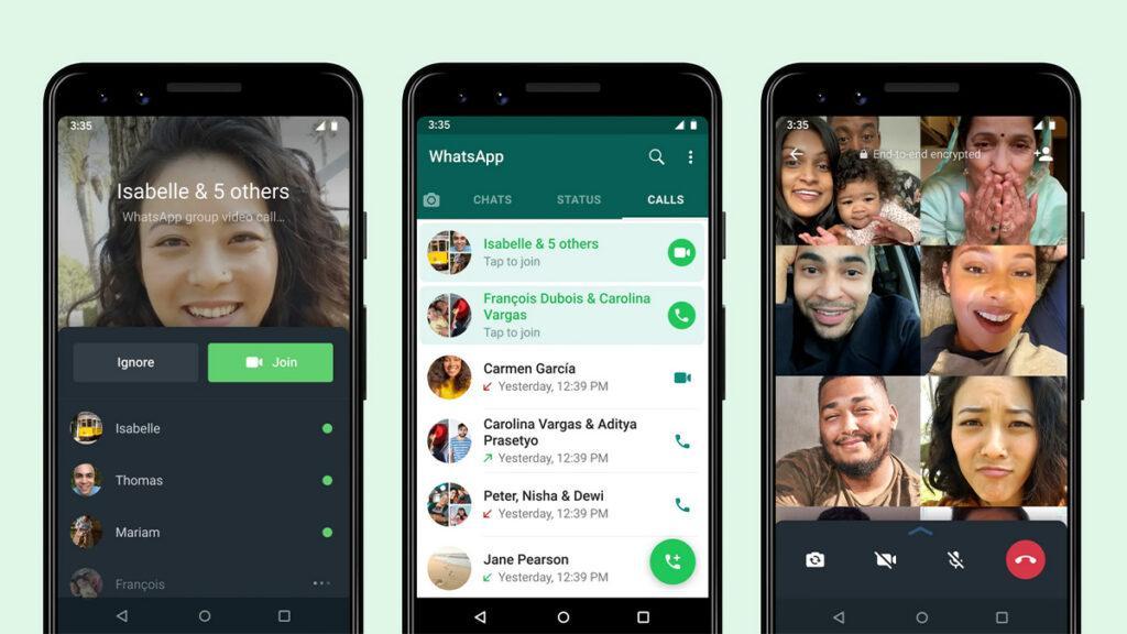 WhatsApp'ta Cevapsız Grup Çağrılarına Nasıl Katılabilirsiniz?