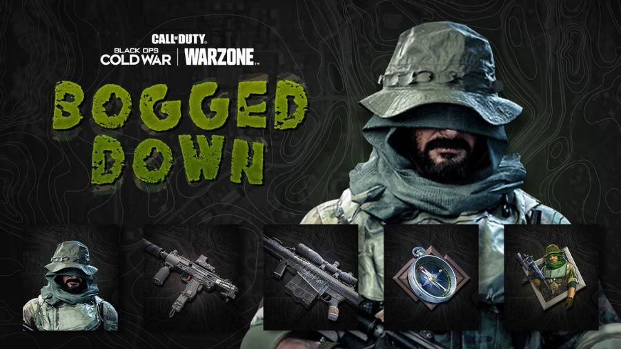 Call of Duty Bogged Down bundle Prime Gaming