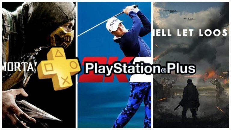 PS Plus Ücretsiz Oyunlar